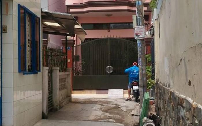 Bán Nhà Hẻm Nguyễn Đình Chiểu, P.2, Q.3, Dt 5x9m. Xây 4 Tầng.