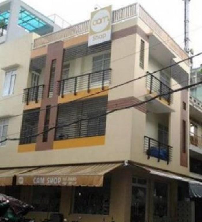 Cần bán gấp nhà góc 2 Mặt tiền Nguyễn Thiện Thuật, P.2, Quận 3. DT 4x12m