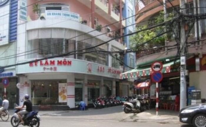 MT đường Võ Văn Tần, Q 3, DT: 5x14m, Xây 4 Lầu