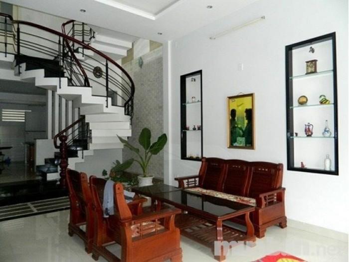 Nhà MT Lê Anh Xuân, P. Bến Thành, Q.1, Diện tích: 5mx16m, 4 lầu