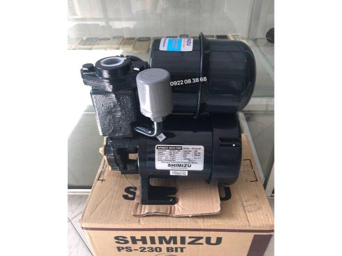 Máy Bơm Nước SHIMIZU, PS-230 BIT, LOẠI TỰ ĐỘNG 240W1