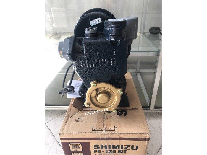 Máy Bơm Nước SHIMIZU, PS-230 BIT, LOẠI TỰ ĐỘNG 240W2