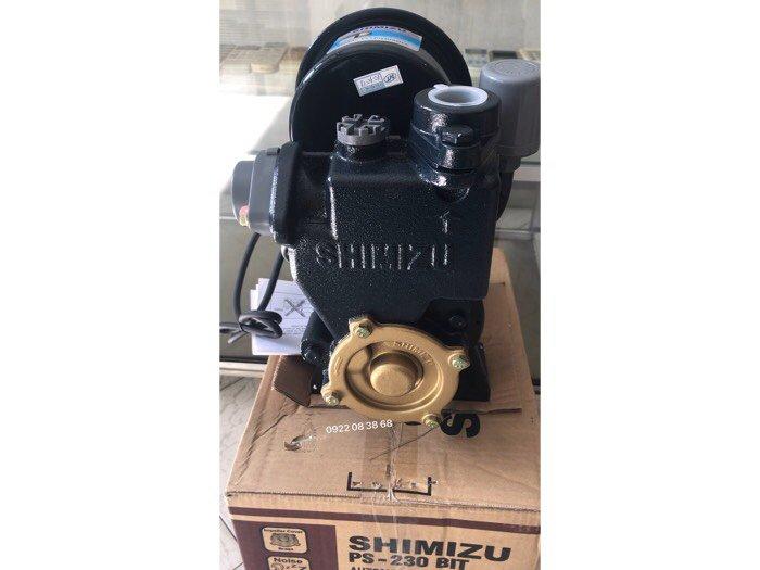 Máy Bơm Nước SHIMIZU, PS-230 BIT, LOẠI TỰ ĐỘNG 240W3