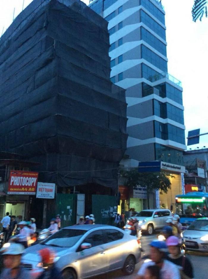 Bán nhà mặt phố Đại Cồ Việt 50m2 mặt tiền 5.2m vị trí đẹp