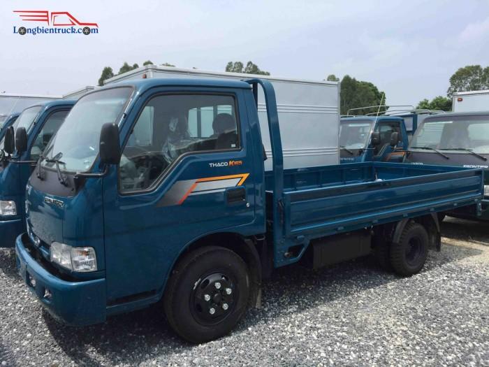 Thaco Kia K165S 2T4, Nhập Khẩu Hàn Quốc, Hỗ Trợ Trả Góp 75%
