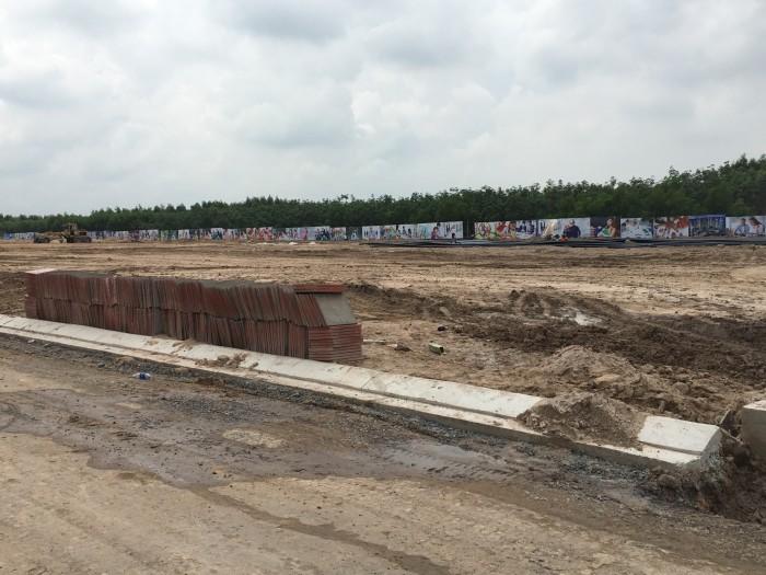 7.5x15m2 đất Trần Não, P.An Phú Q.2 có sổ 2014