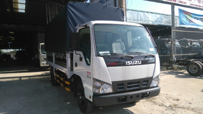 Xe tải ISUZU 1.9 tấn, 2.2 Tấn, 3.4 Tấn mới 100%