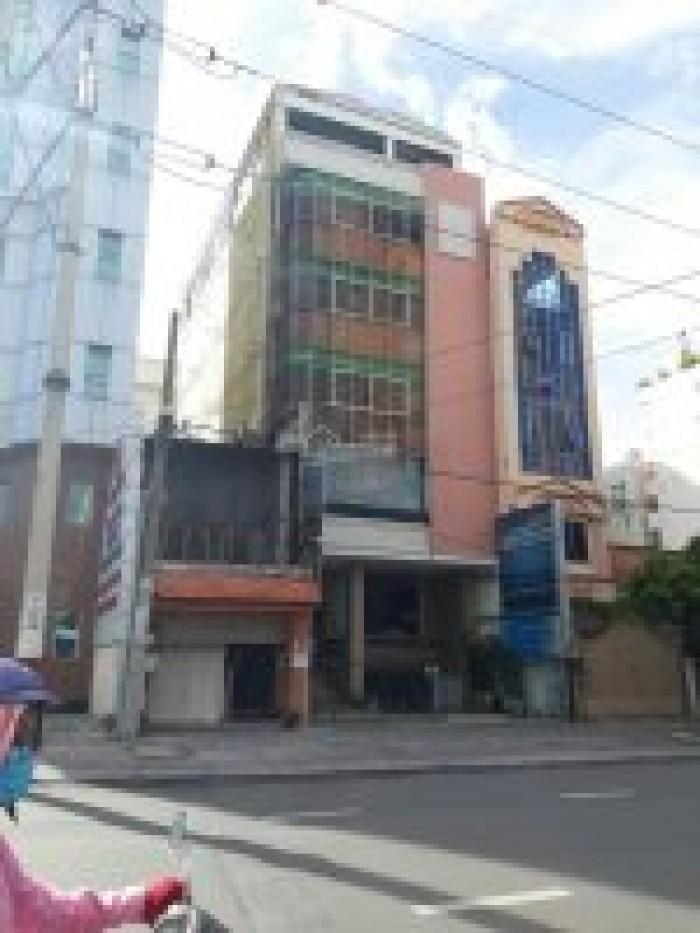 Tòa Nhà Trần Huy Liệu, Q. Phú Nhuận, DT: 4.5x20m, 1 Hầm 6 Lầu