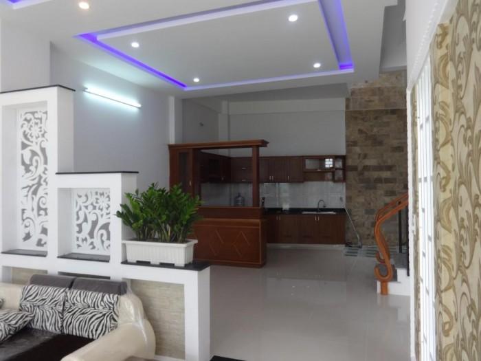 Nhà phố Hưng Phú Residential Coop Bình Triệu 4x14 đúc 3,5 tấm