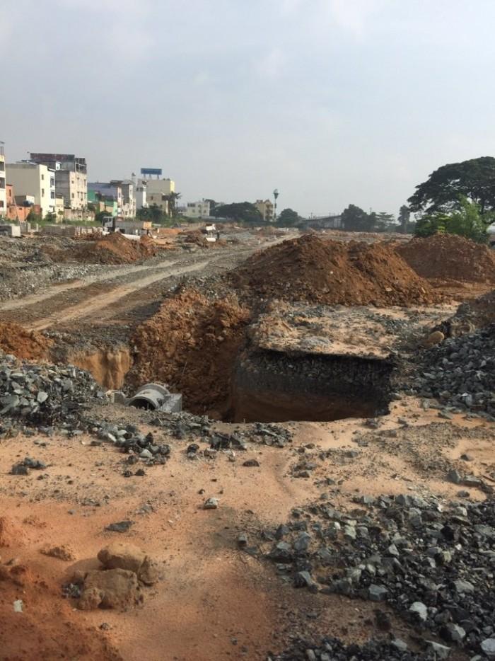 Đất dự án mới, giá rẻ, sổ riêng, thổ cư 100%, Phú Hồng Thịnh 6
