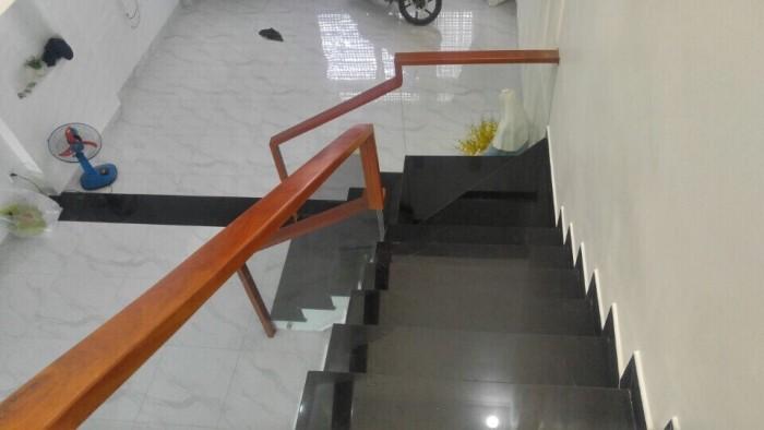 Nhà Bán Đường Nguyễn Thị Sáu, P. Thạnh Lộc, Quận 12, Đúc 1 Trệt, 2 Lầu
