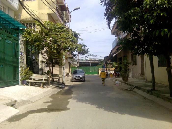 Nhà Đường 10m Nguyễn Cửu Vân, P.17, Bình thạnh, 5x15m