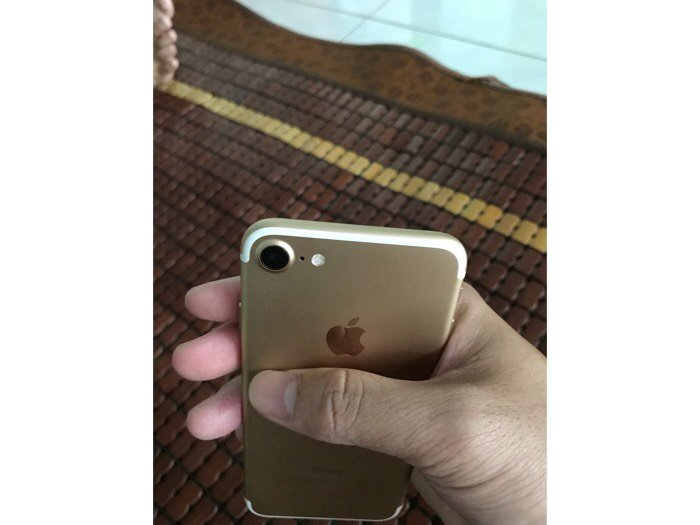 Bán iphone 7 32g like new gold