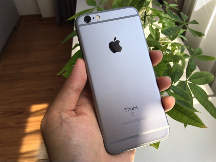 iphone 6s 64gb Gray quoc te may zin all