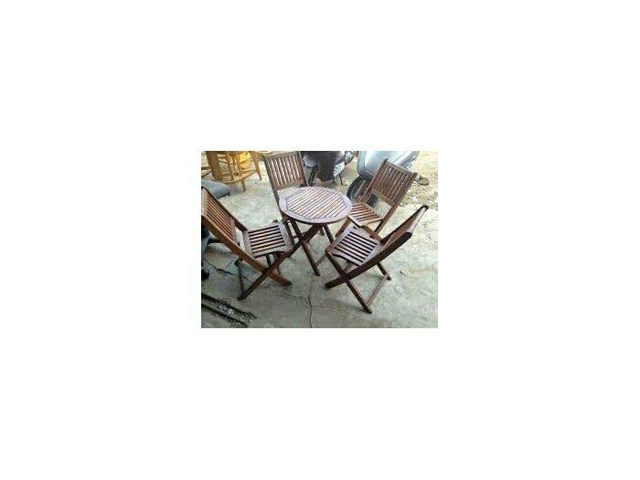 Ghế gỗ xếp giá rẻ1