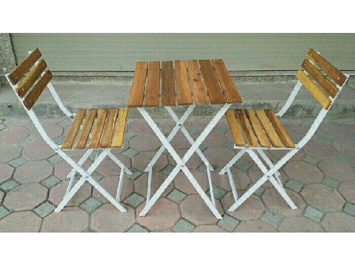 Ghế gỗ xếp giá rẻ2