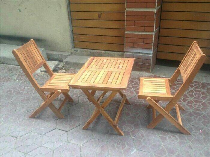 Ghế gỗ xếp giá rẻ3