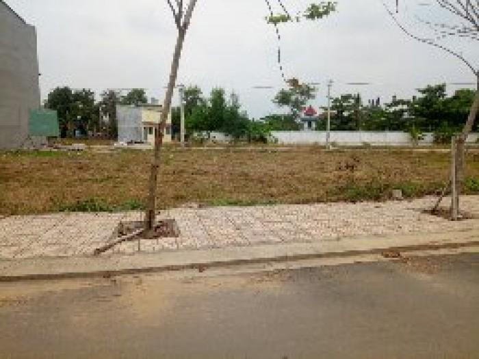 Bán lô đất 51m2 đường 1 phường Long Trường , sổ riêng, dân cư đông đúc
