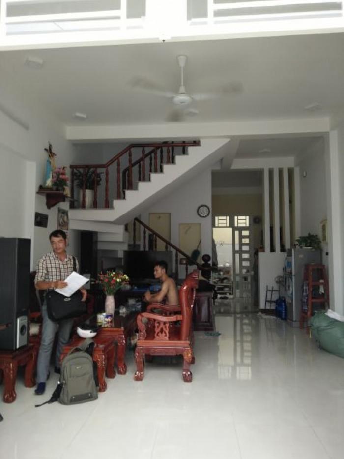 MT Đường Trần Nhật Duật, P.Tân Định, DT: 4.5x17m, xây 3 Lầu