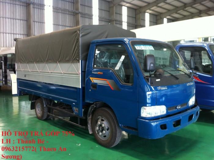 Kia K165S Thùng Kín 2T3, Nhập Khẩu Hàn Quốc, Hỗ Trợ Trả Góp 75% 1