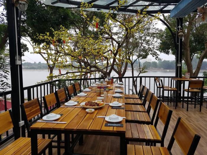 Cung cấp bàn ghế nhà hàng, quán ăn giá rẻ tại Hà Nội