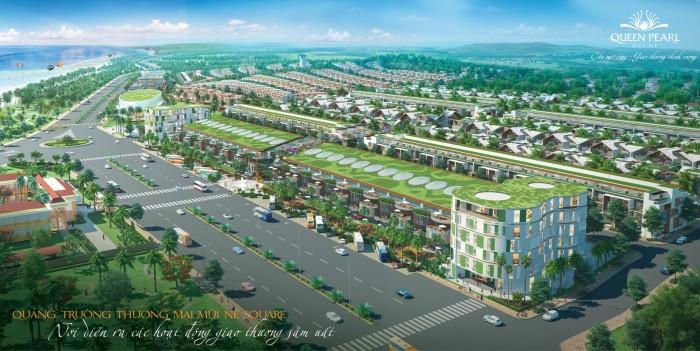 Đất nền Shop house mặt tiền đường 706B đối diện Sea Link,TP.Phan Thiết