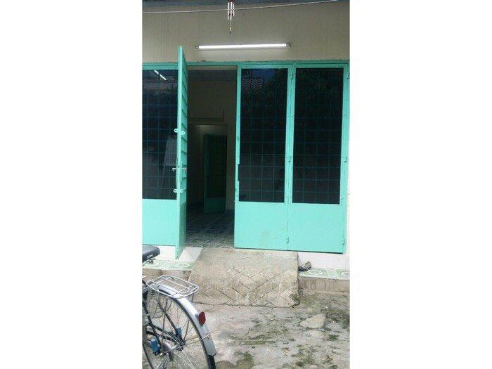 Nhà khu phố 2 Thị Trấn Hoc Môn