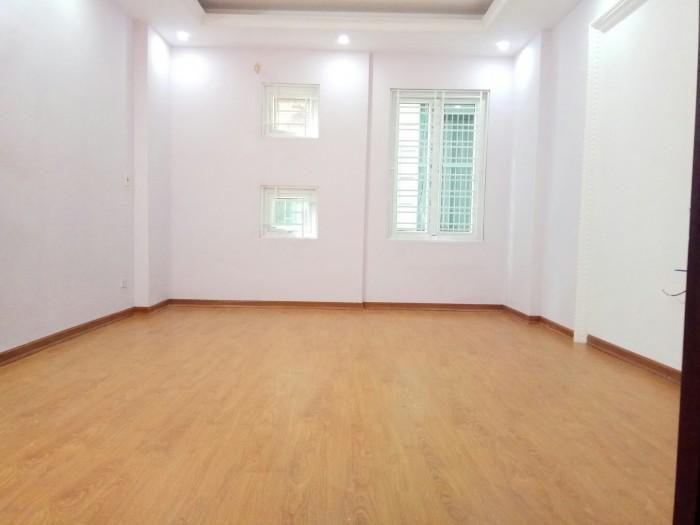 Bán nhà 33m2x5t xây mới ô tô đỗ cổng ngõ 259 Vĩnh Hưng Hoàng Mai