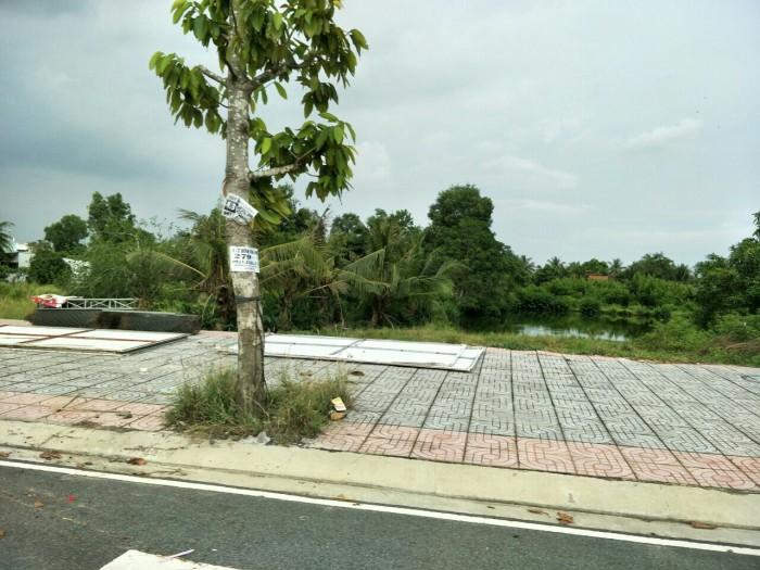 Bán gấp miếng đất ngay khu dân cư ấp 2 Tân Kiên, giá chỉ 9tr/m2
