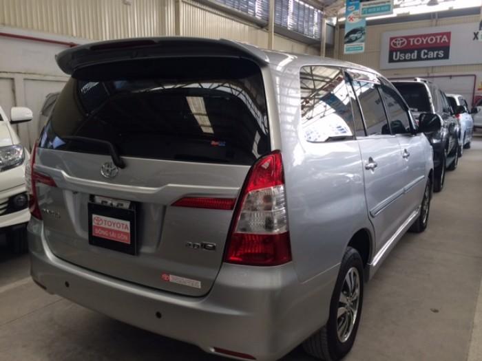 Bán Toyota Innova E, Số Sàn 2016