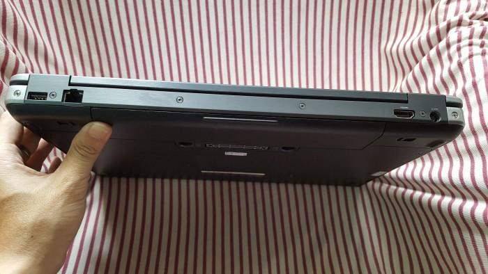 Dell Latitude E6440 -i5 4300M,4G,320G,14inch,webcam,đèn bàn phím4