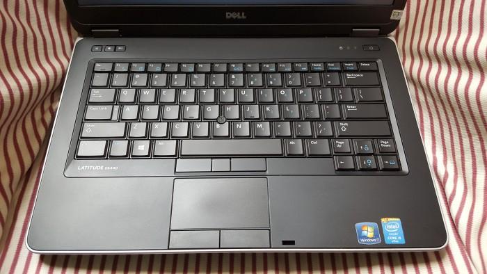 Dell Latitude E6440 -i5 4300M,4G,320G,14inch,webcam,đèn bàn phím5