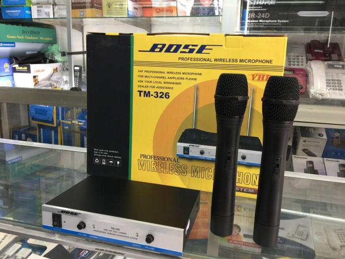 Micro karaoke TM 326 rất được đóng hộp màu vàng sang trọng4