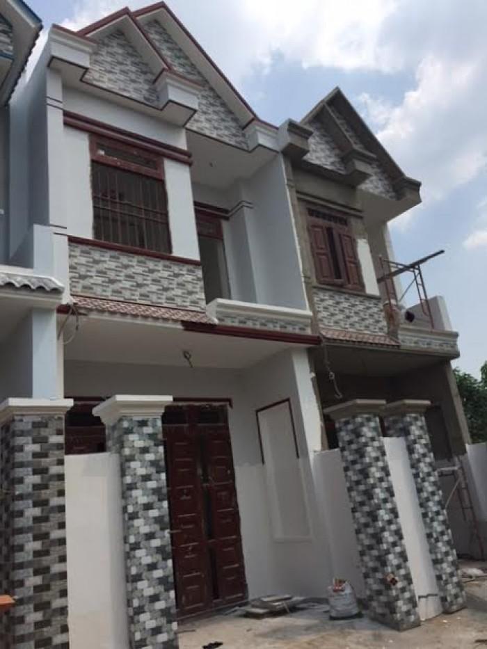 Cần bán gấp nhà 4x14 đường Nguyễn Hữu Thận, Q.6,
