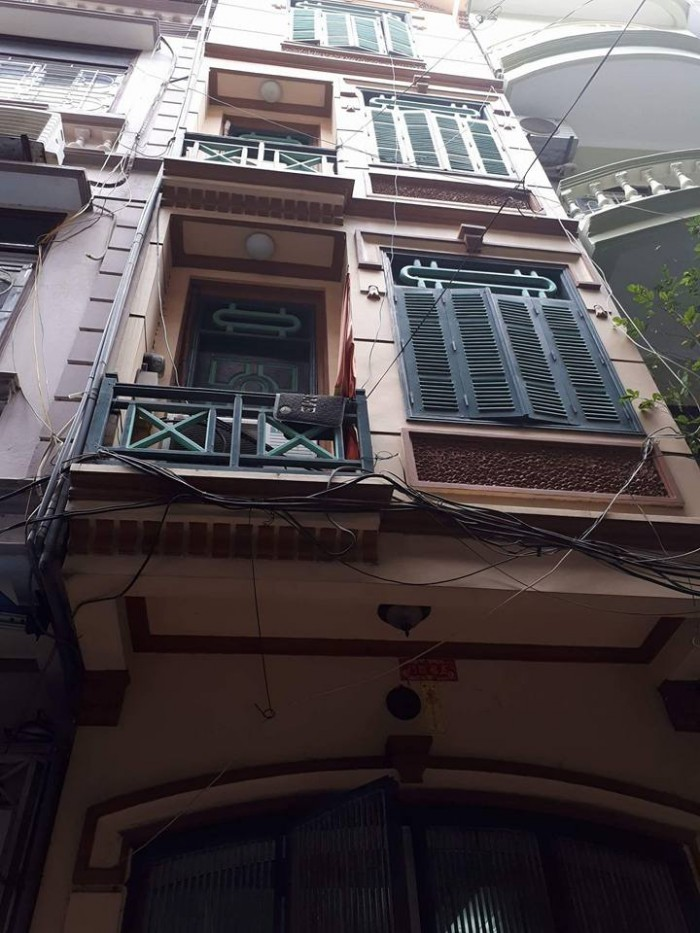 Rẻ hơn 50tr/m2 sở hữu nhà 45m2*4t, MT 4m Tôn Thất Tùng-Đống Đa