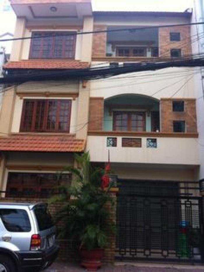 Bán nhà HẺM XE HƠI 6m đường Lý Thái Tổ. Q10. 3.6x14m, nở hậu 8m