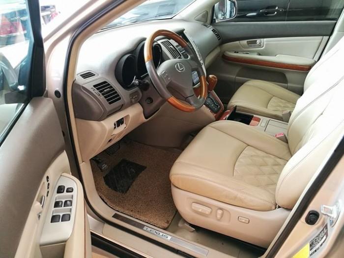 Lexus RX 330 sản xuất năm 2004 Số tự động Động cơ Xăng
