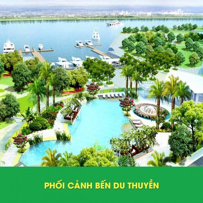 Đất KĐT River View ven biển Hà My, mặt tiền sông Cổ Cò
