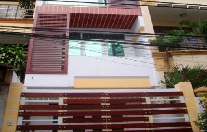 Bán nhà mặt tiền đường Lê Quý Đôn quận 3, giá tốt đầu tư