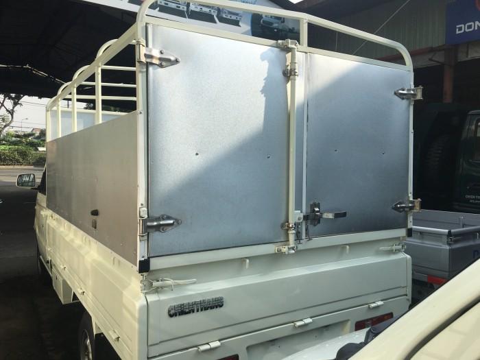 Xe tải Chiến Thắng KENBO 990KG - THÙNG MUI BẠT - XE TẢI 1 TẤN - XE TẢI 1 TẤN