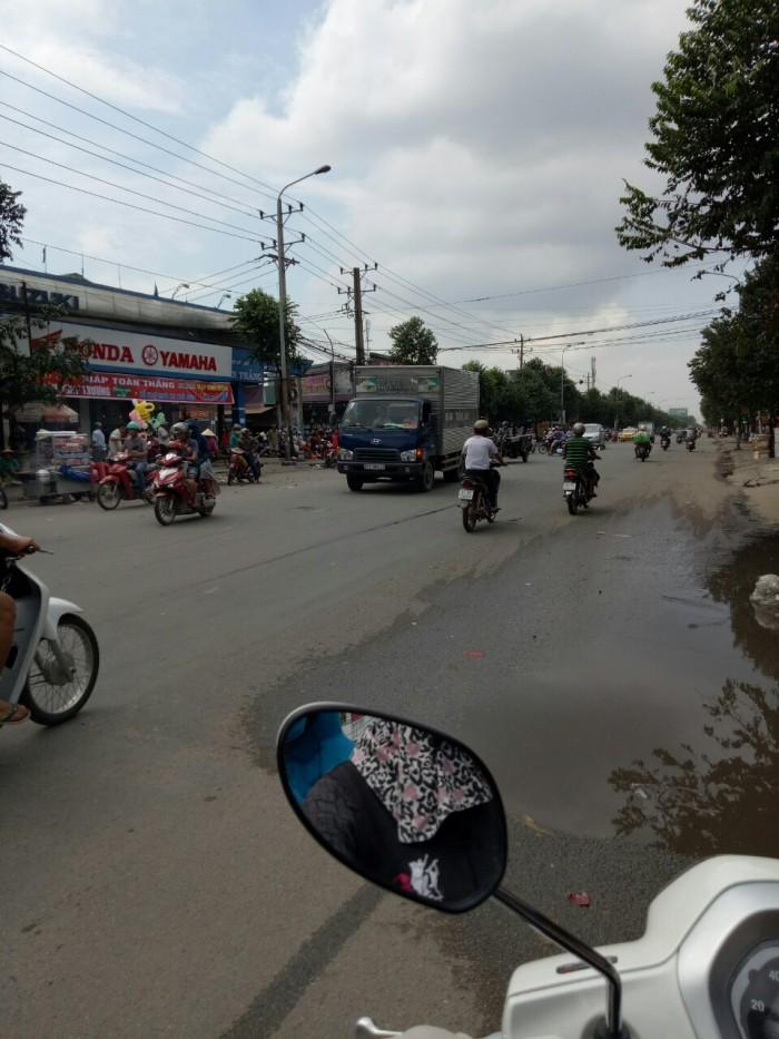 Đất bán mặt tiền kinh doanh đường Lê Thị Trung phường An Phú Thuận An BD