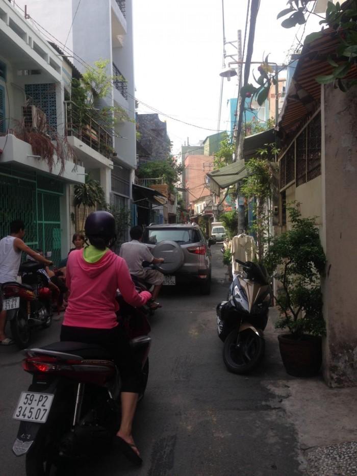 Bán Nhà HXH Lạc Long Quân, Phường 9, Quận Tân Bình