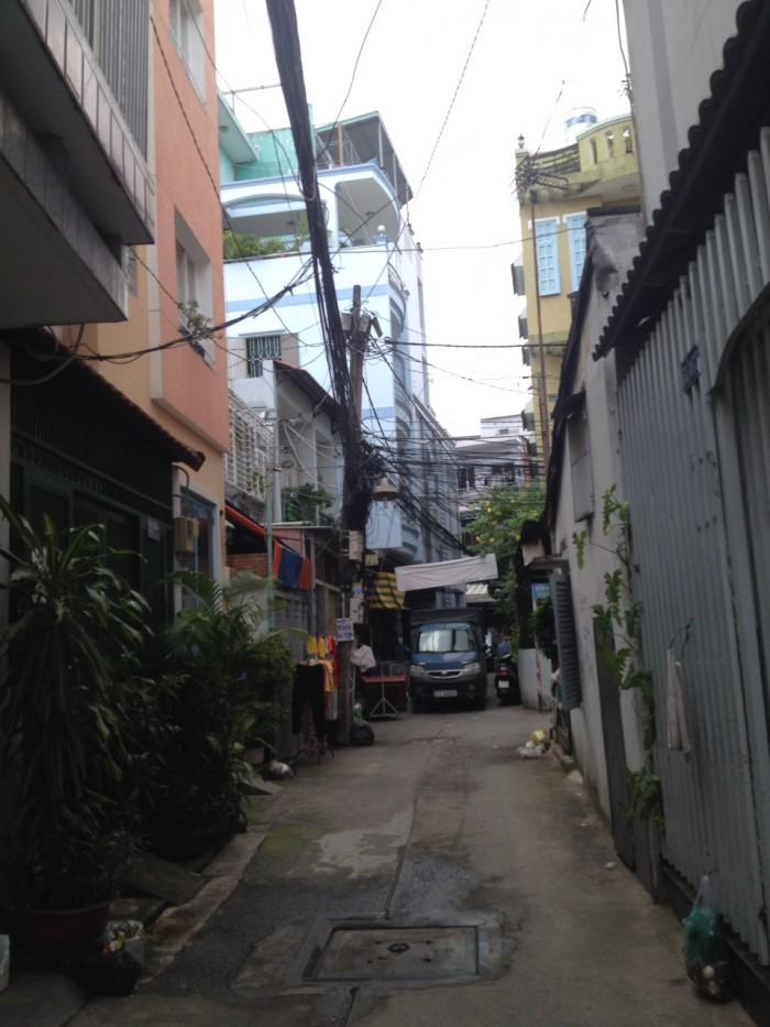 Bán Nhà HXH 55/ Thành Mỹ, P8, Q.Tân Bình