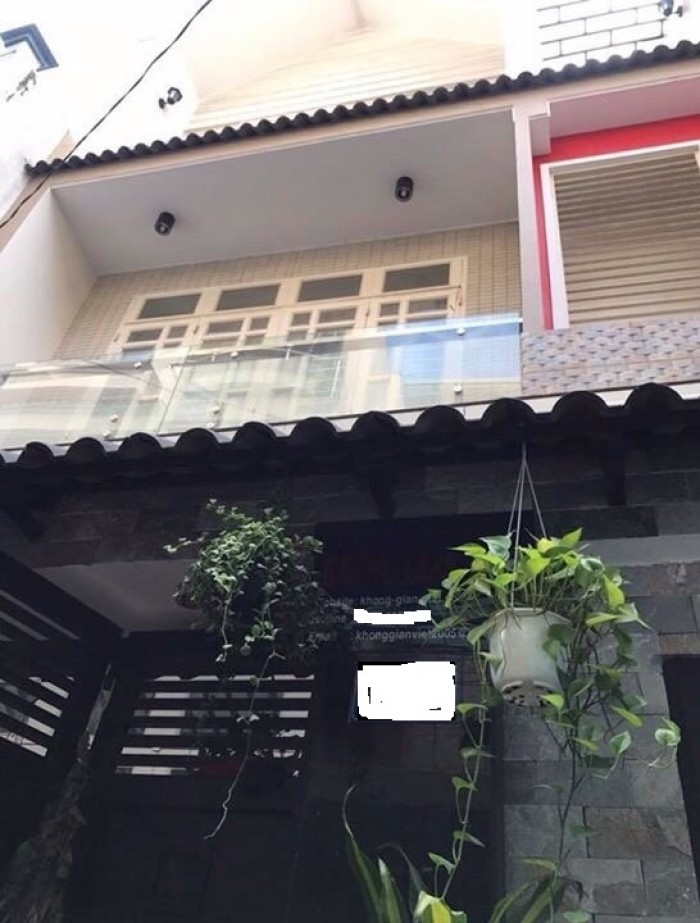 Bán Nhà Hẻm Tân Trang, P9, Q.Tân Bình