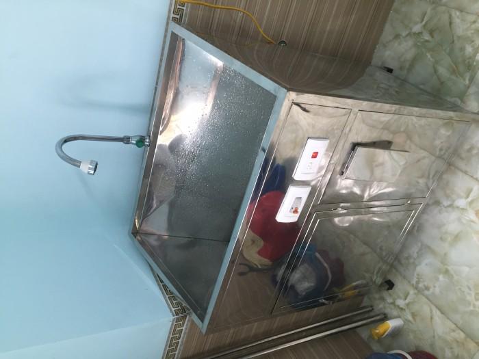Bồn rửa tay vô trùng 1 vòi giá rẻ4