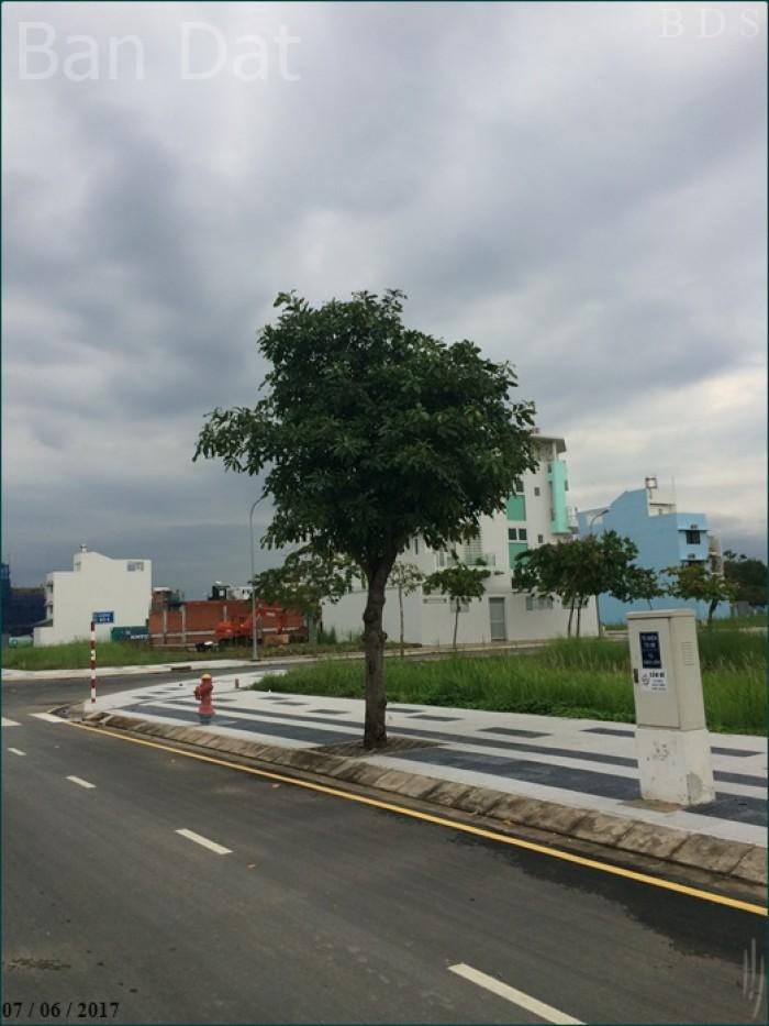 Đất gần Bưu điện Tân Lập, Q2