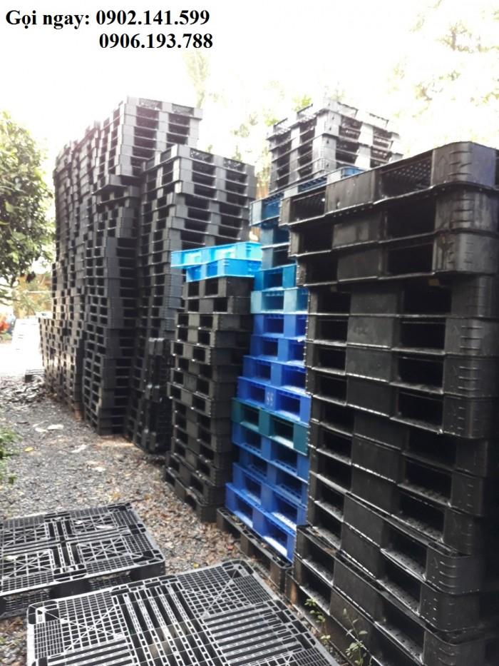 Cần mua pallet nhựa cũ? Bạn cần mua pallet nhựa đã qua sử dụng?