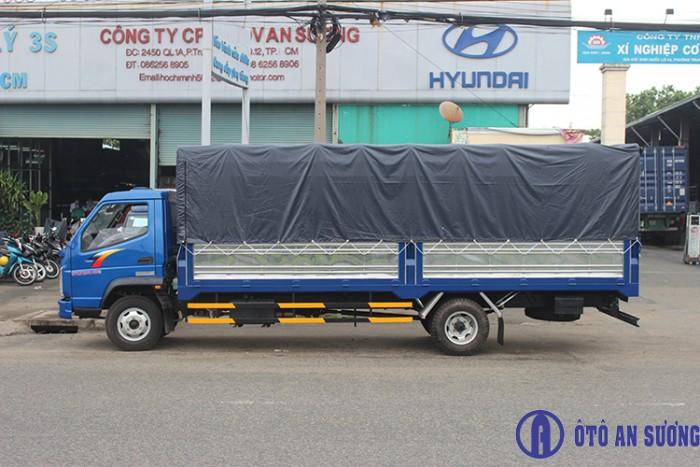Xe tải huyndai thùng dài 6m2 giá cực sốc