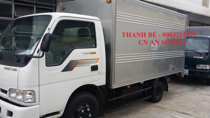 Kia Frontier sản xuất năm 2017 Số tay (số sàn) Xe tải động cơ Dầu diesel