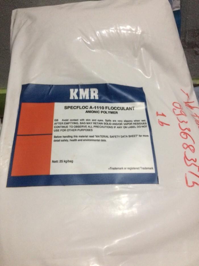 Siêu Trợ Lắng Polymer Anion (KMR) Anh Quốc0